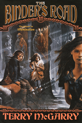 Cover of the book The Binder's Road